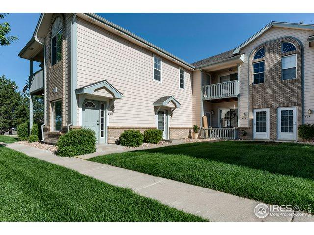 5151 W 29th St #412, Greeley, CO 80634 (MLS #888314) :: 8z Real Estate