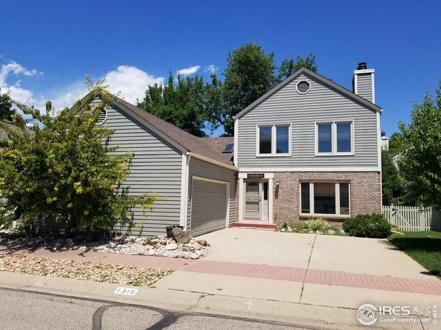 1318 Tuckaway Ct, Fort Collins, CO 80525 (MLS #888317) :: J2 Real Estate Group at Remax Alliance