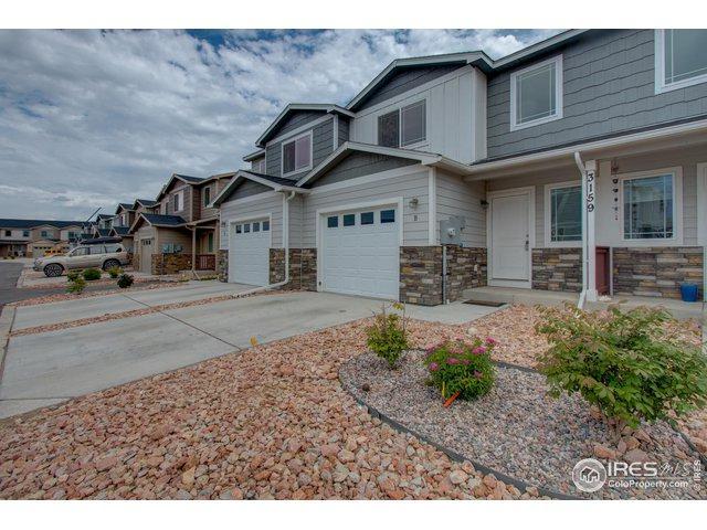 3159 Fairmont Dr B, Wellington, CO 80549 (MLS #888325) :: Hub Real Estate