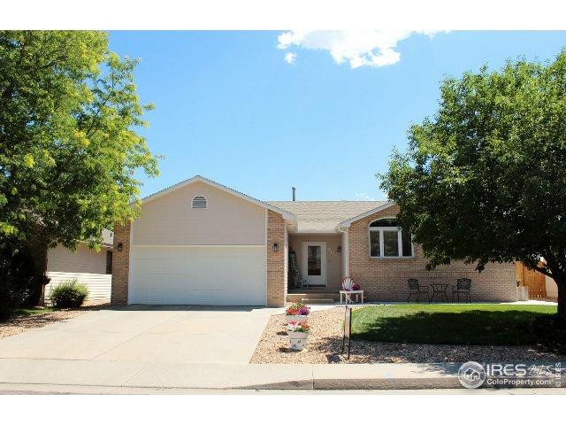 908 Meng Dr, Fort Morgan, CO 80701 (#888332) :: James Crocker Team