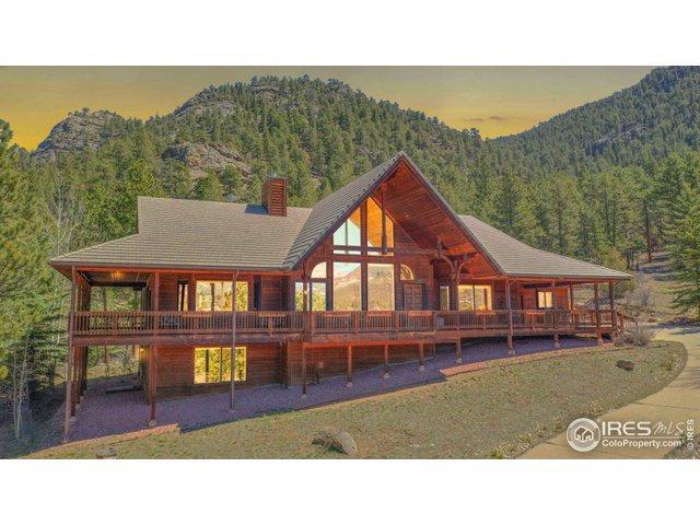 2220 Governors Ln, Estes Park, CO 80517 (MLS #888337) :: Hub Real Estate