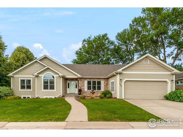 1807 Westover Ct, Fort Collins, CO 80524 (MLS #888339) :: 8z Real Estate