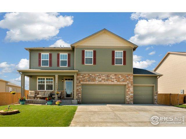 3657 Torch Lily St, Wellington, CO 80549 (MLS #888370) :: 8z Real Estate