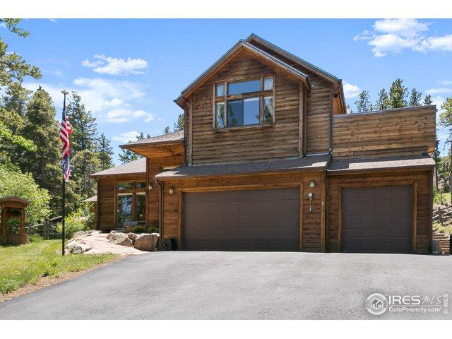 5 Ronnie Rd, Golden, CO 80403 (MLS #888399) :: J2 Real Estate Group at Remax Alliance