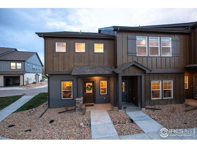 135 8th St, Berthoud, CO 80513 (MLS #888415) :: Kittle Real Estate