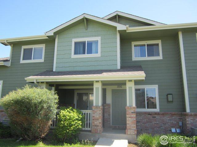 140 Carina Cir #106, Loveland, CO 80537 (MLS #888418) :: 8z Real Estate