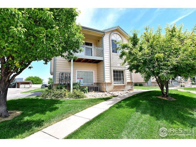 5151 29th St #2010, Greeley, CO 80634 (MLS #888444) :: Hub Real Estate