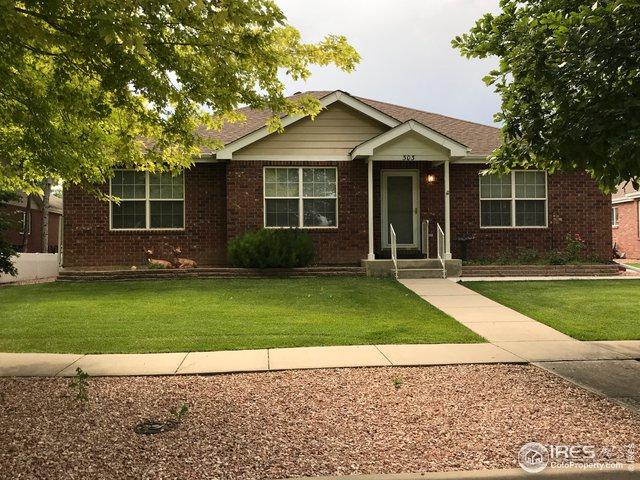 303 Hubbell St, Berthoud, CO 80513 (MLS #888445) :: Tracy's Team