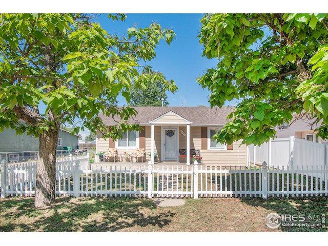 3723 Burlington Ave, Evans, CO 80620 (MLS #888461) :: J2 Real Estate Group at Remax Alliance