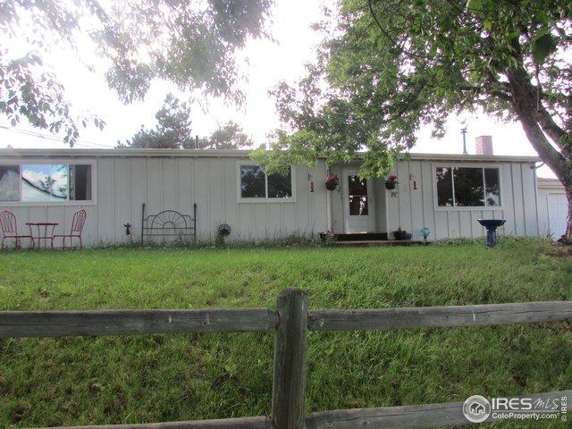 817 Butternut Ct, Bellvue, CO 80512 (MLS #888470) :: 8z Real Estate