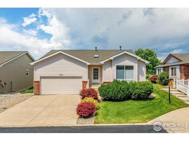 659 Radiant Dr, Loveland, CO 80538 (MLS #888477) :: 8z Real Estate