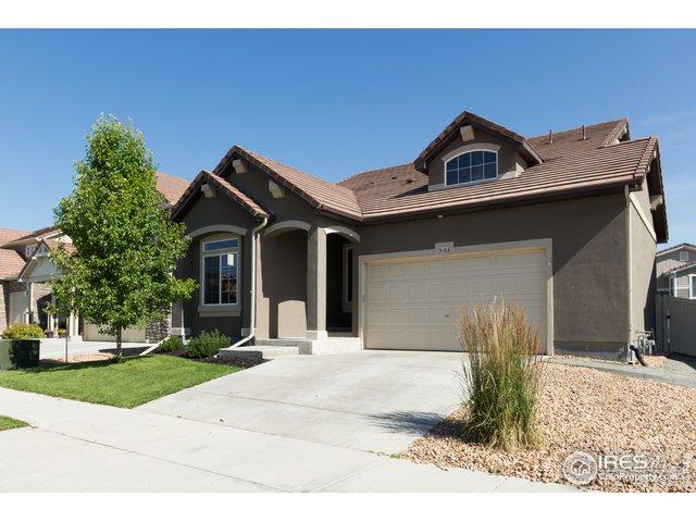 5103 Silverwood Dr, Johnstown, CO 80534 (MLS #888480) :: Tracy's Team