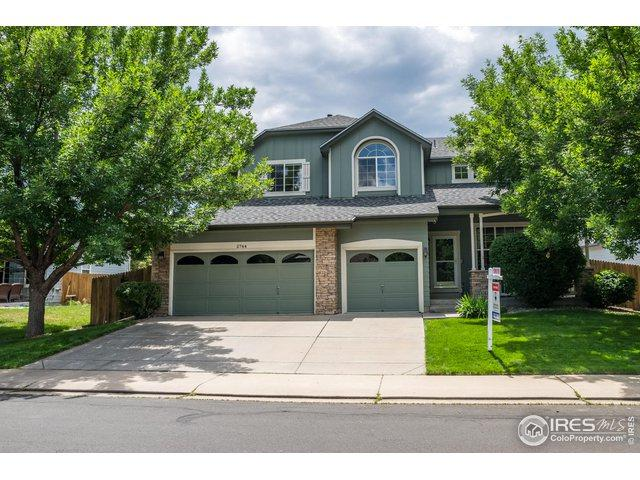 2744 Odell Dr, Erie, CO 80516 (MLS #888482) :: 8z Real Estate