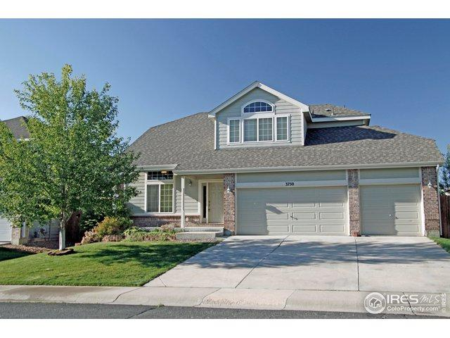 3750 Claycomb Ln, Johnstown, CO 80534 (MLS #888496) :: Tracy's Team