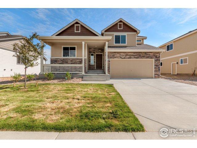 253 Castle Dr, Severance, CO 80550 (MLS #888499) :: 8z Real Estate