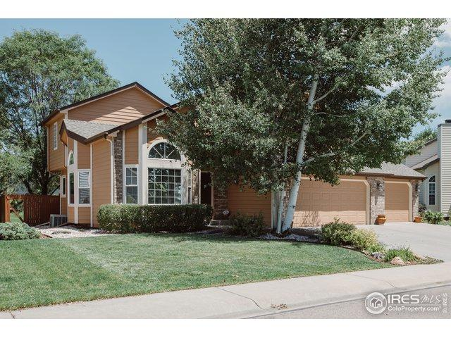 2344 Sweetwater Creek Dr, Fort Collins, CO 80528 (MLS #888529) :: 8z Real Estate