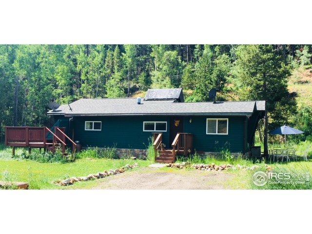 5484 Highway 72, Black Hawk, CO 80422 (MLS #888533) :: 8z Real Estate