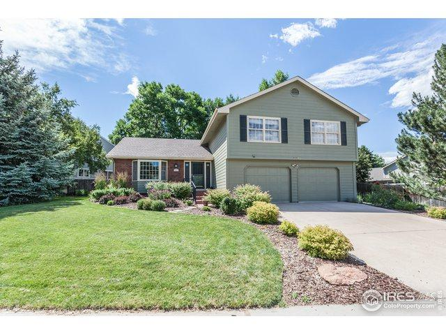 3407 Rolling Green Dr, Fort Collins, CO 80525 (MLS #888555) :: J2 Real Estate Group at Remax Alliance