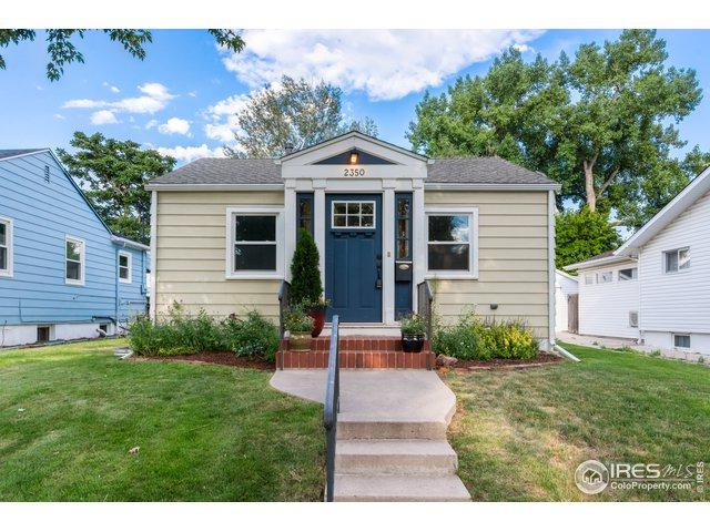 2350 S Lafayette St, Denver, CO 80210 (MLS #888561) :: Hub Real Estate