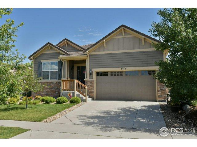 3415 Yale Dr, Broomfield, CO 80023 (MLS #888570) :: 8z Real Estate