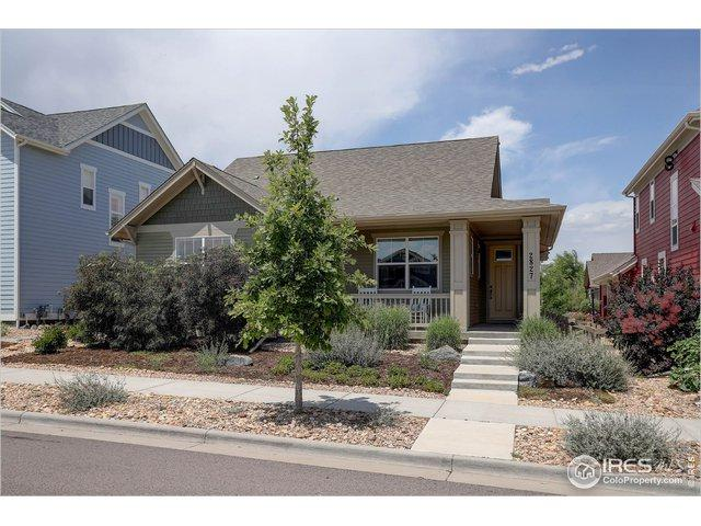 2827 Twin Lakes Cir, Lafayette, CO 80026 (MLS #888592) :: 8z Real Estate