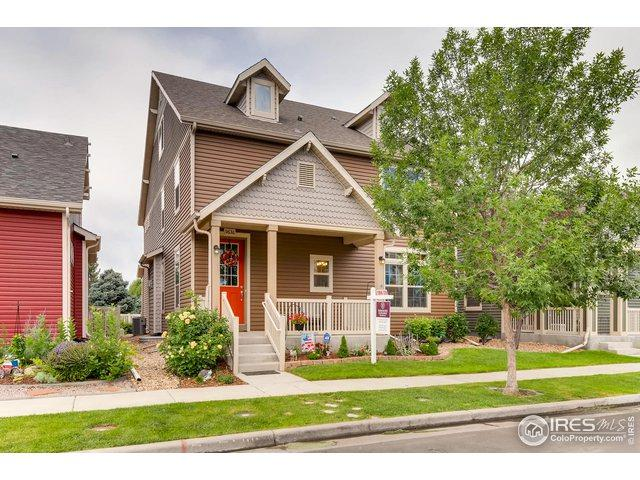 9636 E 105th Pl, Commerce City, CO 80640 (#888595) :: The Peak Properties Group