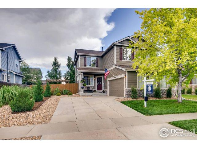 10464 Victor St, Commerce City, CO 80022 (#888600) :: The Peak Properties Group