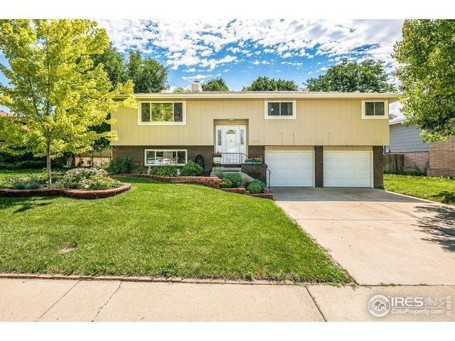 2306 Empire Ave, Loveland, CO 80538 (MLS #888603) :: 8z Real Estate