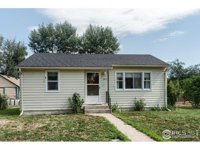 2003 6th St, Greeley, CO 80631 (MLS #888612) :: 8z Real Estate