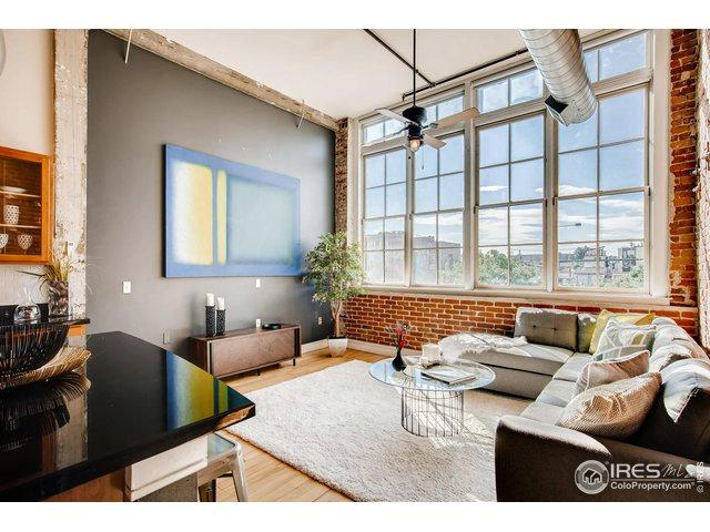 2441 N Broadway #214, Denver, CO 80205 (MLS #888618) :: Hub Real Estate