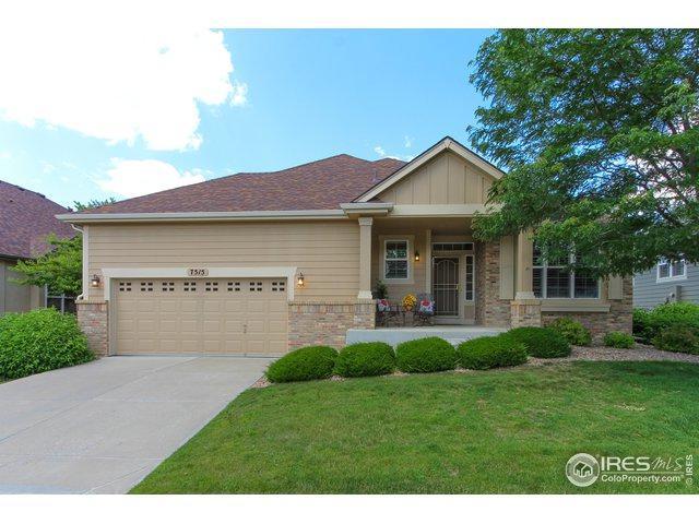 7515 Loveland St, Arvada, CO 80007 (#888625) :: The Peak Properties Group