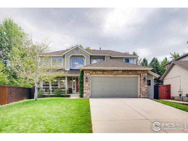 820 Spyglass Cir, Louisville, CO 80027 (MLS #888626) :: J2 Real Estate Group at Remax Alliance