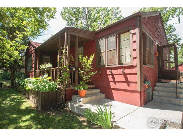 823 Sumner St, Longmont, CO 80501 (MLS #888659) :: 8z Real Estate