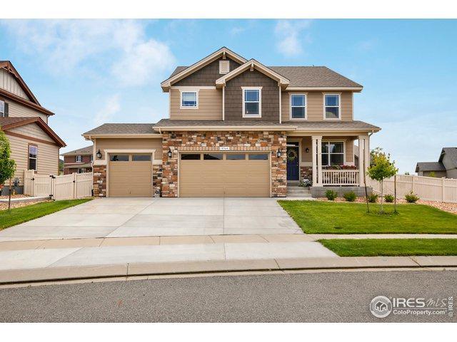 8764 Foxfire St, Firestone, CO 80504 (#888663) :: HergGroup Denver