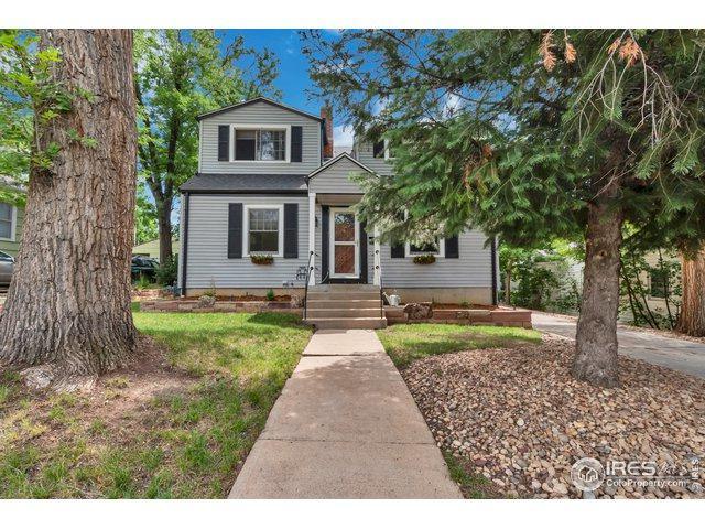 226 Bross St, Longmont, CO 80501 (MLS #888664) :: 8z Real Estate