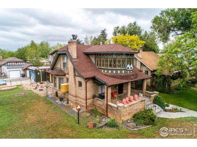 1051 S Downing St, Denver, CO 80209 (MLS #888667) :: Hub Real Estate