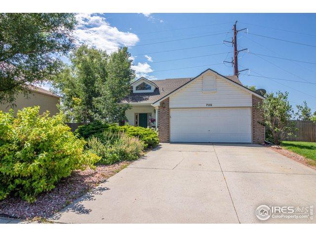 725 Sitka St, Fort Collins, CO 80524 (MLS #888679) :: Keller Williams Realty