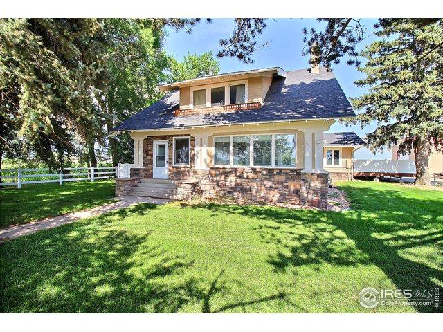 31386 County Road 51, Greeley, CO 80631 (#888680) :: James Crocker Team