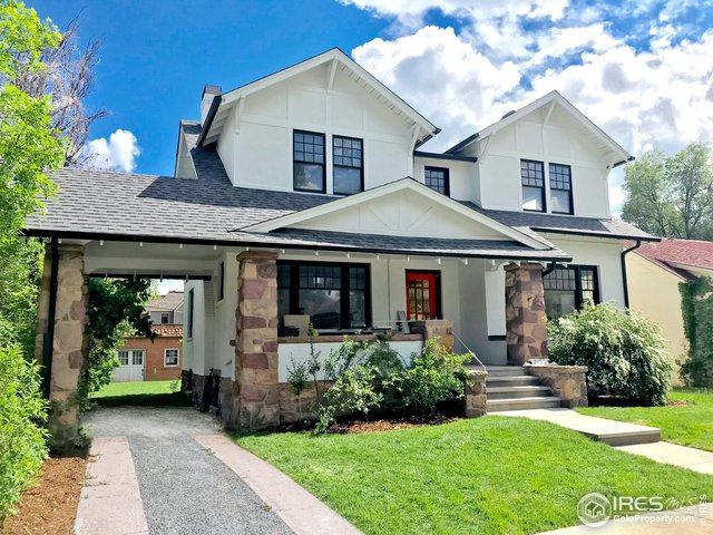 2132 Pine St, Boulder, CO 80302 (MLS #888683) :: Hub Real Estate