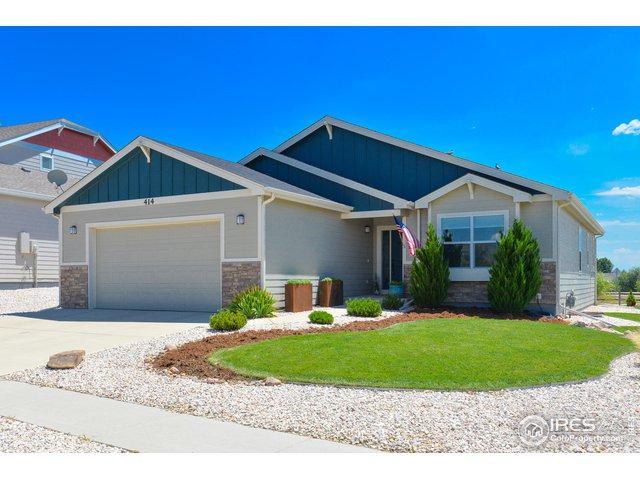 414 Ptarmigan St, Severance, CO 80550 (MLS #888685) :: 8z Real Estate