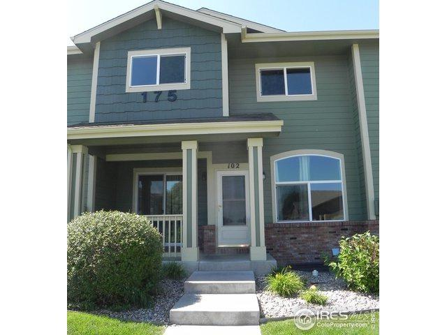 175 Carina Cir #102, Loveland, CO 80537 (MLS #888692) :: 8z Real Estate