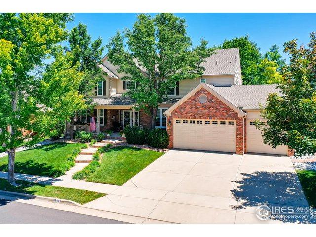 1640 Snowy Owl Dr, Broomfield, CO 80020 (MLS #888699) :: 8z Real Estate