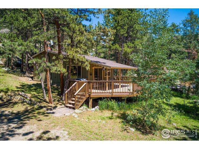31 Balsam Dr, Lyons, CO 80540 (MLS #888705) :: Hub Real Estate