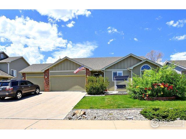 9085 Plainsman Dr, Wellington, CO 80549 (MLS #888707) :: 8z Real Estate