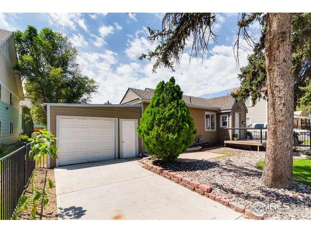 1120 3rd St, Greeley, CO 80631 (MLS #888724) :: Bliss Realty Group
