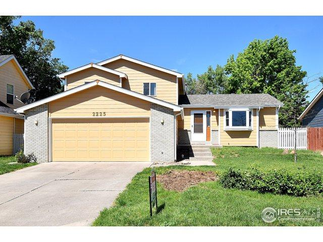 2225 41st Ave, Greeley, CO 80634 (MLS #888736) :: Bliss Realty Group