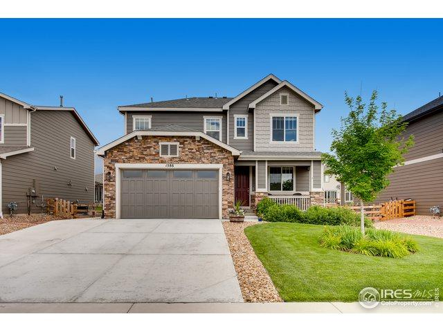 1586 Grand Ave, Windsor, CO 80550 (MLS #888739) :: Hub Real Estate