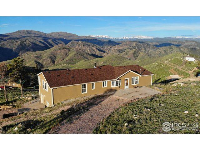 132 Singing Pines Ct, Livermore, CO 80536 (MLS #888744) :: Kittle Real Estate