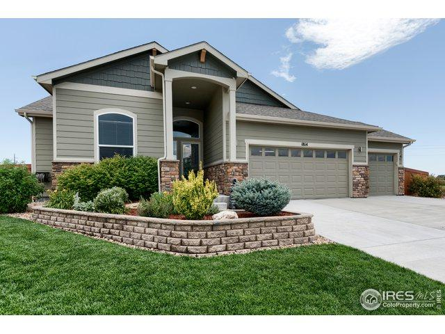 1814 Avery Plaza St, Severance, CO 80550 (MLS #888759) :: Bliss Realty Group