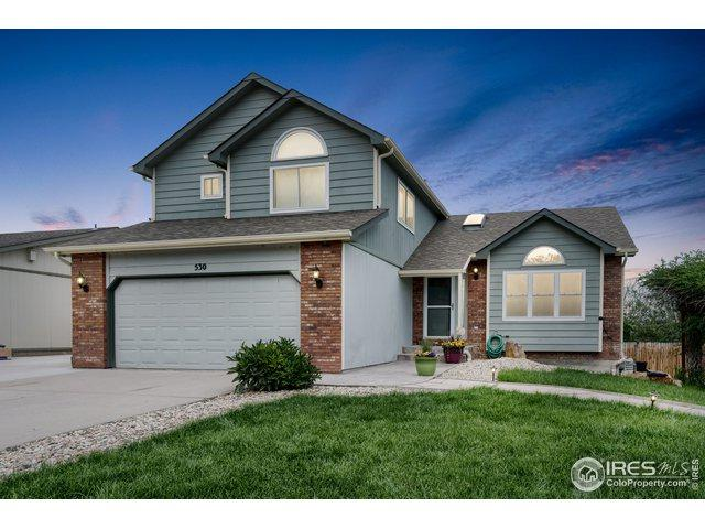 530 Ruby Dr, Fort Collins, CO 80525 (MLS #888764) :: Bliss Realty Group